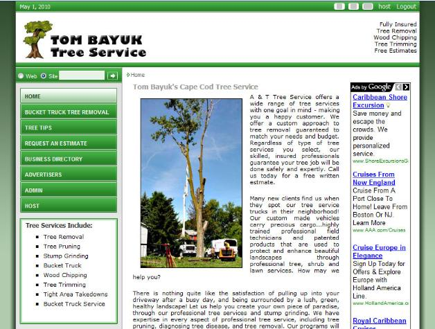 Tim Baker & Son Tree Work - Tree Services - South Dennis, MA